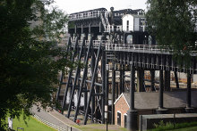 Northwich, Anderton Boat Lift, Cheshire © Stephen McKay